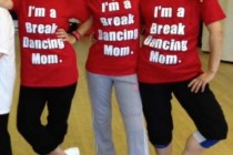 I'm a break dancing mom