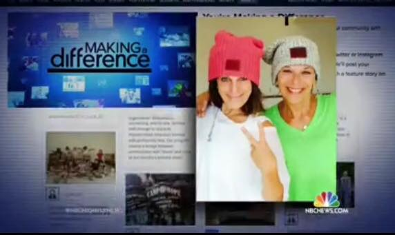 "MNDH featured on NBC Nightly News with Brian Williams ""Making a Difference"""